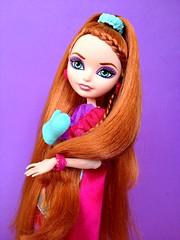 Sugar Coated Holly O'Hair (honeysuckle jasmine) Tags: ever after high rapunzel holly ohair doll dolls princess