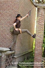 Indiana Jones inspired shoot with Emma 022 (berserker244) Tags: yggdrasilphotography16072017 yggdrasilphotography guerrillaphotography evandijk emma indianajones