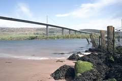 Erskine Bridge (eyesomepics) Tags: clyde river firth erskine bridge road water marine le shore scotland scottish landscape scenic