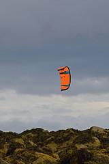 Kite Surfing 2 (Lord Edam) Tags: sea coast coastline beach river sand rocks llandudno conwy clouds waves mountains groyne kite surfing kitesurfing actionsports