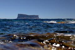Filfla (Joseph Lanzon) Tags: filfla malta sea wave clear gimp