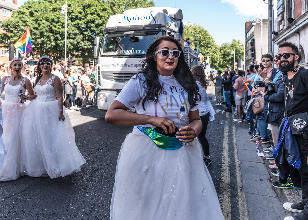 LGBTQ+ PRIDE PARADE 2017 [ON THE WAY FROM STEPHENS GREEN TO SMITHFIELD]-130025
