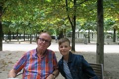 (andrew gallix) Tags: william yeartwelve tuileries parisdad