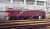 Freight train 日本貨物鉄道株式会社EF81 (Shutter Chimp: Im back!) Tags: 日本 jr 線 常磐線 ef81 ビル 電車 日本貨物鉄道株式会社 貨物鉄道株式 会社 赤い 水戸 水戸駅 train japan mito station track tracks freight railway ef