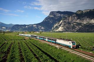 Trenitalia E.402 | Mezzocorona