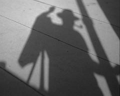 Photographer smoking a pipe (Giovanni Savino Photography) Tags: shadow pipe smoking largeformatportraiture selfportrait magneticart ©giovannisavino