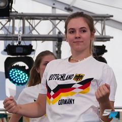 Showgarde Jumpcrew 11.06.17 (Suppenländer) Tags: borstendorf erzgebirge heimatfest jumpcrew krumhermersdorf showgarde suppenland fz1000