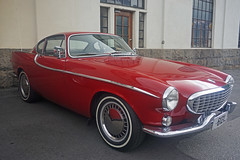 DSC02909 Volvo - 1961 (JarleB) Tags: oldcars volvo car cars old veteranbil veteranbiler biltrefftyssedal2017 volvotreff tyssedal