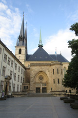 Luxembourg Notre Damm Cathederal (NTG's pictures) Tags: luxembourg notre damm cathederal