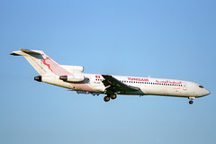 TS-JHS Boeing 727-2H3 Tunisair (pslg05896) Tags: tsjhs boeing727 tunisair zrh lszh zurich kloten