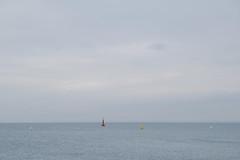Subtraction (11) (maciej.zdun) Tags: sea baltic minimalism sky blue red yellow white sport zdun maciej obrazki po polsku
