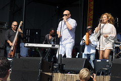 Los Van Van (2017) 02 (KM's Live Music shots) Tags: worldmusic cuba timba losvanvan neworleansjazzheritagefestival congosquarestage fairgroundsracecourseneworleans