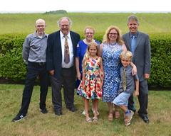 Family Photo (Joe Shlabotnik) Tags: proudparents verne july2017 violet sue 2017 rich maine peter everett nancy afsdxvrzoomnikkor18105mmf3556ged