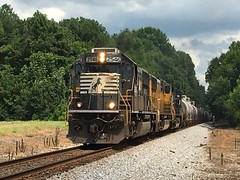 NS SD70 2546-163 (southernrailway7000) Tags: norfolksouthernrailroad nssd702546