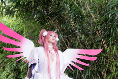Lost in Japan (asiantango) Tags: animeexpo2017 celebrationevent cloudy convention cosplaytype item object out outdoor outdoors outside outsides puellamagimadokamagica weather