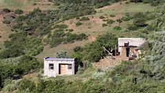 Lesotho Huts (Hans van der Boom) Tags: holiday vacation southafrica zuidafrika sawadee hout small house maseru lesotho lso