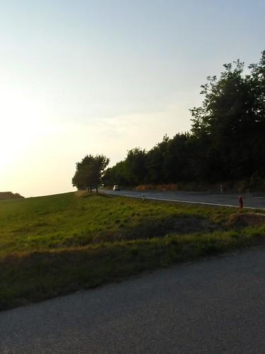 Silnice k Mutěnicím