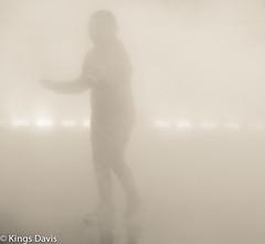 'Lost' (Flip the Script) Tags: lost fog mood child play children silhouette weather smoke fujiko nakaya tate modern light lights fear journalism news fun