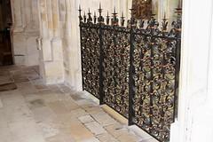 DSC06198 (2) (lefotograve) Tags: grille fer forgé cathédrale