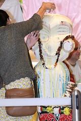 Snana Yatra 2017 - ISKCON-London Radha-Krishna Temple, Soho Street - 04/06/2017 - IMG_2563 (DavidC Photography 2) Tags: 10 soho street london w1d 3dl iskconlondon radhakrishna radha krishna temple hare harekrishna krsna mandir england uk iskcon internationalsocietyforkrishnaconsciousness international society for consciousness snana yatra abhishek bathe deity deities srisri sri lord jagannath baladeva subhadra 4 4th june summer 2017