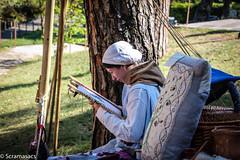 IMG_3062 (scramasacs) Tags: anticaconteadi gorizia goriziacastle historicalreenactment reenactment