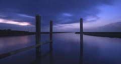 Noordpolderzijl... (Jan Wedema) Tags: noordpolderzijl landschapsfotograaf jeeeweee janwedema usquert pentax ricoh prime lens le longexposure waddengebied