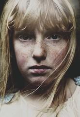 Christel (soleá) Tags: children closeup portraiture portraits girl soleá pretty face freckles redhead carmengonzález photography portrait