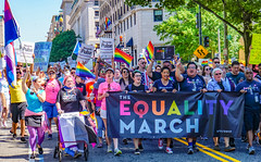 2017.06.11 Equality March 2017, Washington, DC USA 6568