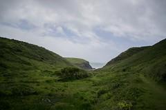 Memory Valley. (NomadCreations) Tags: costalpath freshair open nature valley nomadcreation nomadcreations nomad solva stdavids 9wells pembrokeshire wales