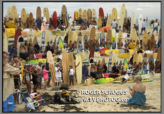 Catri Paddle out
