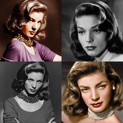Coming Soon... (vinvisible11) Tags: hollywood goldenage laurenbacall actress awesome comingsoon tribute doll celebrity