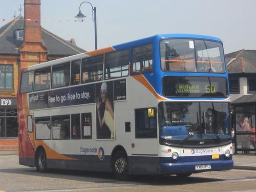 Stagecoach 18107 KX04 RVJ