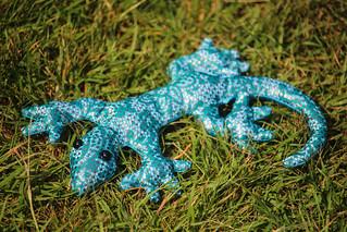 Lawn Lizard