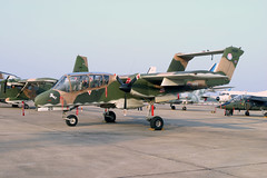 RThaiAF_OV10C_159145_41128_001 (PvG - Aviation Photography) Tags: aviation aircraft military thailand rthaaf