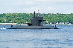 DSC07900 - Netherlands Submarine (archer10 (Dennis) 101M Views) Tags: submarine sony a6300 ilce6300 18200mm 1650mm mirrorless free freepicture archer10 dennis jarvis dennisgjarvis dennisjarvis iamcanadian novascotia canada walrusclass holland netherlands dutch hnlmszeeleeuw