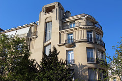 Paris (corno.fulgur75) Tags: paris parís parigi parijs paryż paříž iledefrance france francia frança frankrijk frankreich frankrig frankrike francja francie 16earrondissement march2017 architecture lamuette artdeco