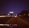 Highway 101 (bior) Tags: highway101 us101 driving highway traffic drive freeway road kowa6 kowasix kowa ektachrome kodakektachromee200 mediumformat 120