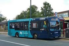 YY14LGN Arriva Yorkshire ADL E20D 1022 (Sharksmith) Tags: bus shipley marketsquare dalesbus yy14lgn arriva arrivayorkshire adle20d adlenviro200 1022 route884