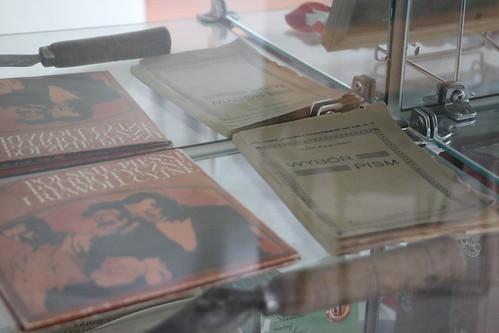 """Polskie Pieśni Patriotyczne i Rewolucyjne; J. Piłsudski, """"Wybór pism"""""""