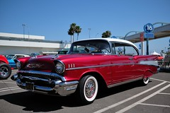 The Port of Los Angeles Presents Cars and Stripes Forever San Pedro, Ca. USA June 30th 2017 (JCD Images) Tags: carsandstripesforever portoflosangeles classiccars lowriders exoticcars 4thofjulyweekend losangeles sanpedro southbay california autoshow carshow june 2017 cars autos automobile street autocarclub chrome rims custompaint 1957 chevrolet belair