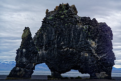Iceland (Hemo Kerem) Tags: iceland island a7rm2 a7rii nikon85mmf2ais nikkor85mmf2ais ais85mmf2 ais285 landscape travel roadtrip green water sea snow grass 85mm manualfocus mf nikon nikkor sony sonya7rm2 ilce7rm2 alpha hvítserkur hvítserkurrock rock