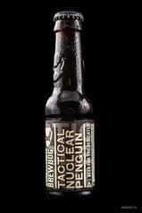 Nuclear 002 Browarnicy (Browarnicy.pl) Tags: strongestbeer beer bier piwo craftbeer craft kraft piwokraftowe bottle label brewdog