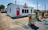 Gas (Karol A Olson) Tags: smithisland maryland island water chesapeakebay gasstation exxon