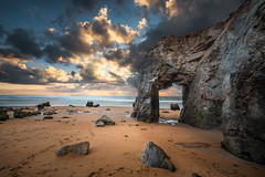 Elephant rock (Objectif dizi (O.DPhotographies)) Tags: bretagne quiberon paysages photography landscapes longexposure megashot fineartphotography france seascapes sunrise sunset nikon nisifilter nikonphotographer d750