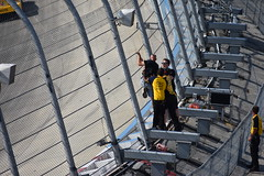 DSC_0472 (1) (w3kn) Tags: nascar monster energy cup series dover speedway 2017 aaa 400 race fence climber