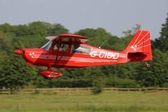 G-CIDD Old Warden 05/06/16 (Andy Vass Aviation) Tags: oldwarden bellanca gcidd