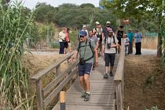 08072017-_POU7955 (Salva Pou Fotos) Tags: 2017 ajuntament fradera grupsenderista observatorifauna pont aiguamolls barberàdelvallès caminada pou