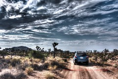 Desert Dirt Road (Spebak) Tags: jtnp joshuatree summer 2017 exploring hiking offroad spebak california canon canondslr canon70d 18mm joshuatreenationalpark