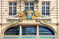 HWW in Brussel, Flanders, Belgium (Janos Kertesz) Tags: architecture building old window house city tourism palace facade travel stone balcony wall europe architectural belgium belgien brussel brüssel flandern flanders jugendstil artnouveau