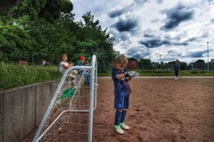 david... (hobbit68) Tags: children football fusball ⚽️ clouds